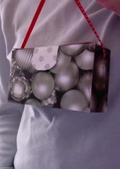 "Gina Purse Silver Balls Gold 6"" x 3.5"" x 2"" $35.00"