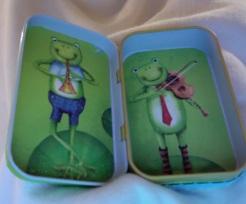 "Froggy Tooth Fairy Kit 3.75"" x 2.25"" x 1"" $20.00"