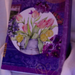 """Magical Miracles Journal 5.50"""" x 4.25"""" x 1"""" $35.00"""
