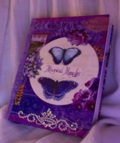 "Magical Miracles Journal 5.50"" x 4.25"" x 1"" $35.00"