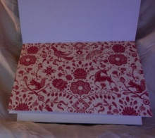 Reindeer Card Album 2