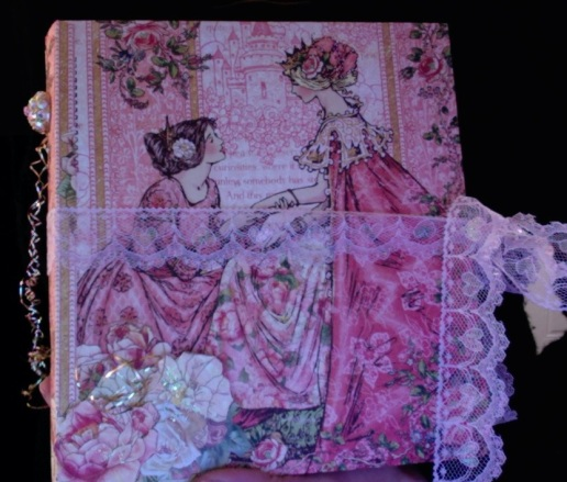 Princess Journal Front Cover