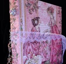 Princess Journal Spine
