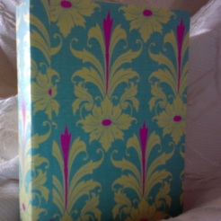 "SOLD Magical Miracles Journal Flourishes 5.50"" x 4.25"" x 1"" $44.00"