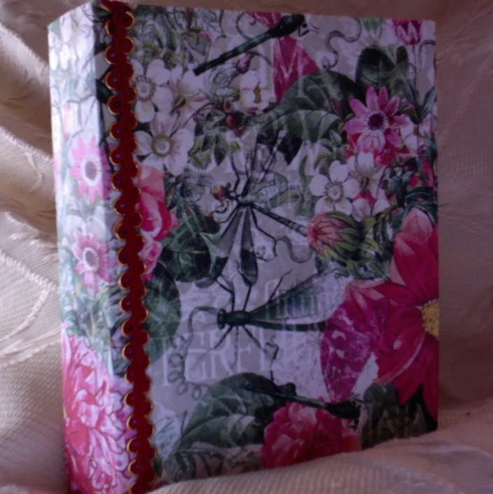 "SOLD Magical Miracles Journal Flutter 5.50"" x 4.25"" x 1"" $44.00"