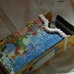 """Dreamland Soap Box 3-7/8"""" x 2-1/4"""" x 1-1/4"""" $26.00"""
