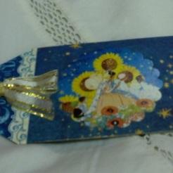 Dreamland Soap Box Tag