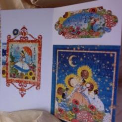 "Moonlight and Magic Card 3.75"" x 6.5"" $4.40"
