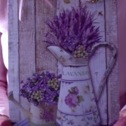Provence Lavender Folio $35.00