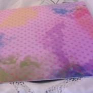Wild Mushroom Envelope Card