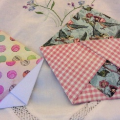 Pocket Envelopes $3.50